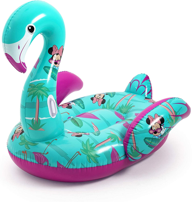 Bóia Inflável Flamingo Disney (173 x 170 cm) - BESTWAY 91081