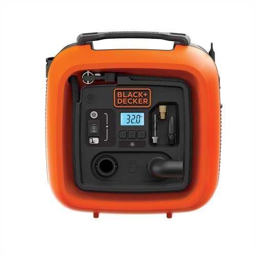 Compressor de Ar Portátil ASI400 160L/min - BLACK&DECKER